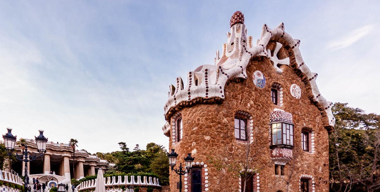 Barcelone le parc g ell visiter quand il seront for Parc a visiter