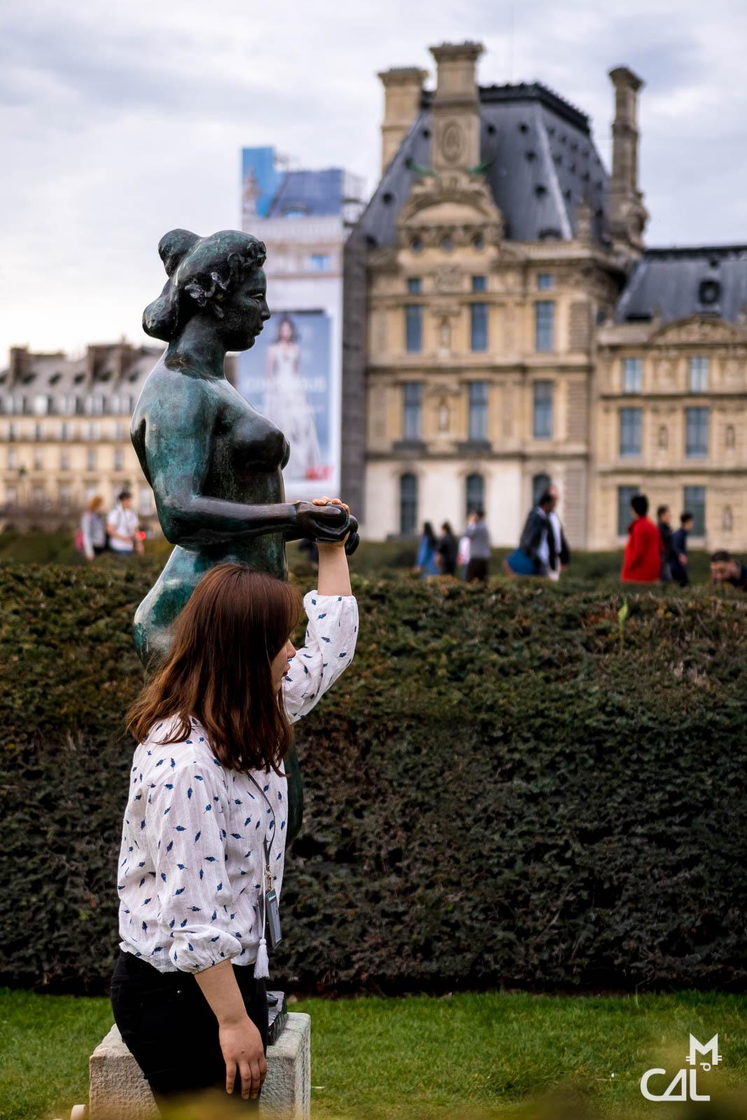 Jardin des tuileries main dans la main mon chat aime for Au jardin des tuileries